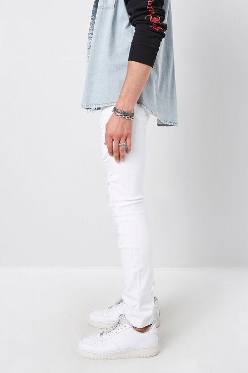 Distressed Skinny Jeans, image 2
