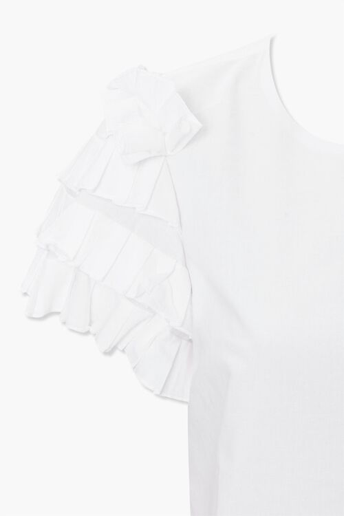 Ruffled Shift Dress, image 3
