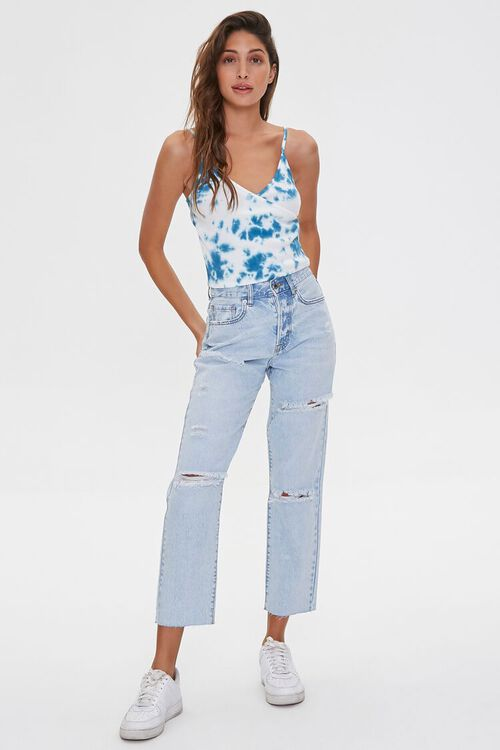 Distressed Mom Jeans, image 5