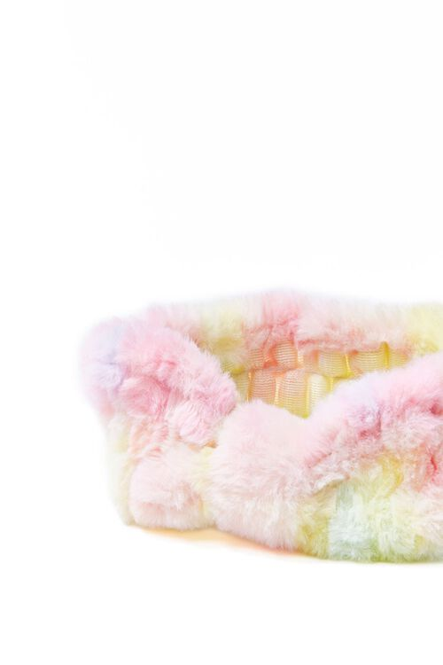 Plush Bow Headwrap, image 2