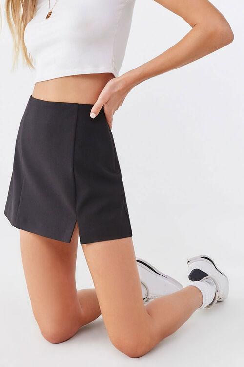 Crepe Mini Skirt, image 6