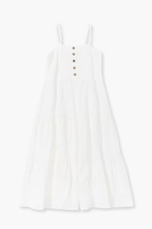 Girls Tiered Cami Dress (Kids), image 3