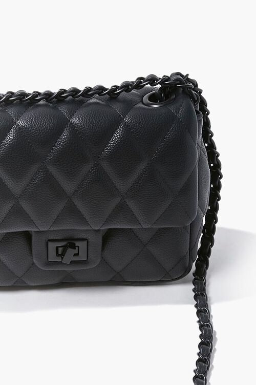 Quilted Square Crossbody Bag, image 5