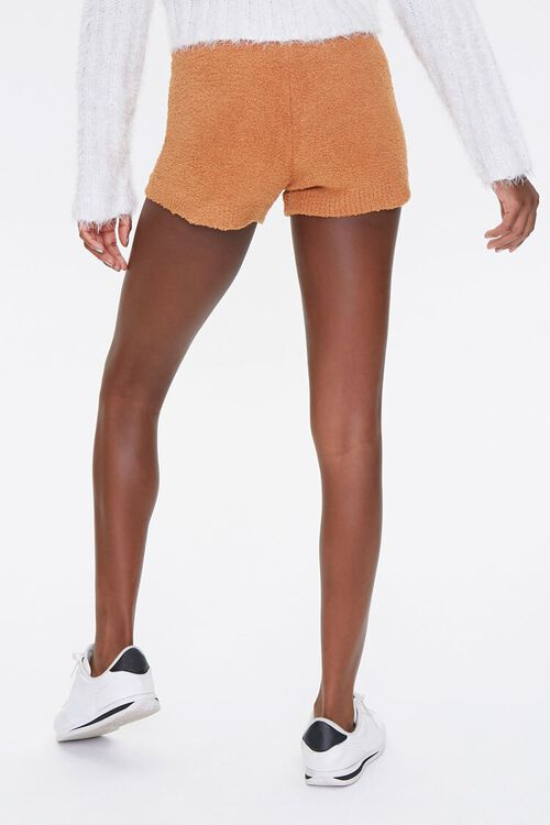 Sweater-Knit Drawstring Shorts, image 4