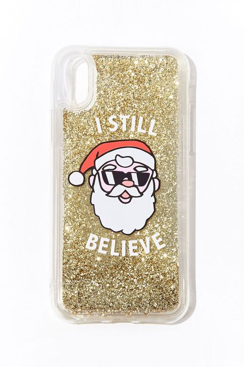 Santa Case for iPhone X/XS, image 1