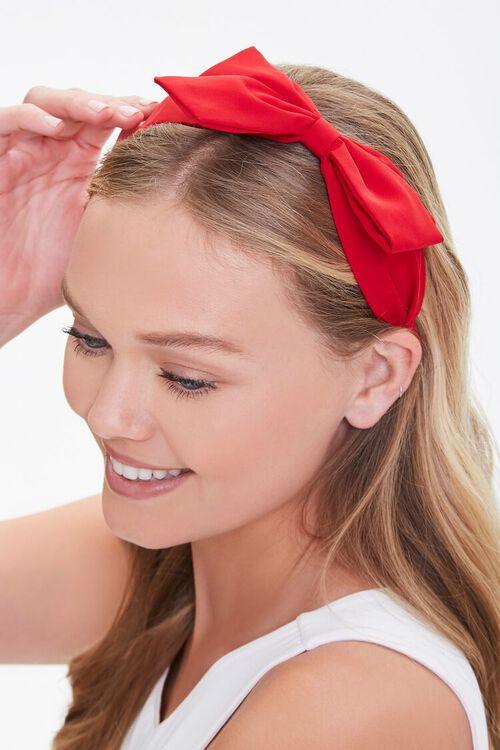 Bow Structured Headband, image 1