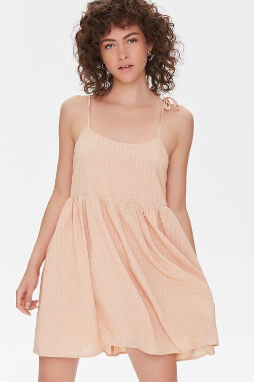 Self-Tie Cami Mini Dress, image 1