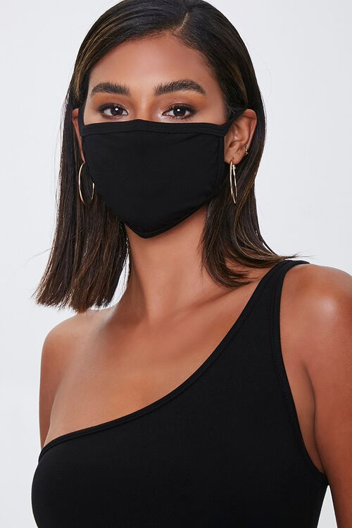 Cutout Romper & Face Mask Set, image 5