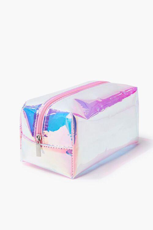 Iridescent Zip-Up Bag, image 2