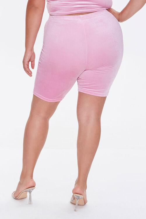 Plus Size Barbie™ Biker Shorts, image 4