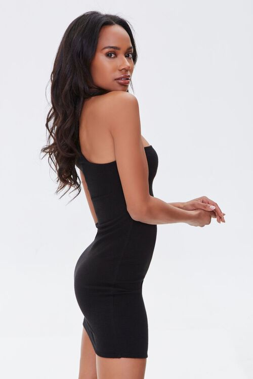 One-Shoulder Mini Dress, image 2