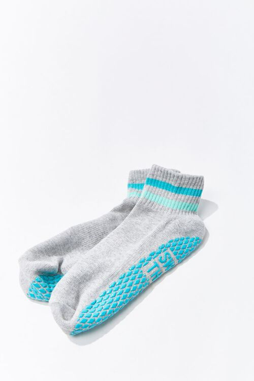 Sweet Thing Graphic Textured Ankle Socks, image 3