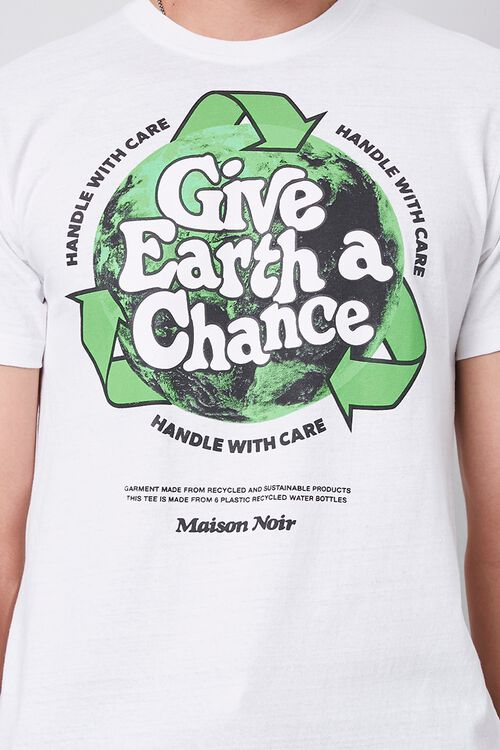 Give Earth a Chance Graphic Tee, image 5