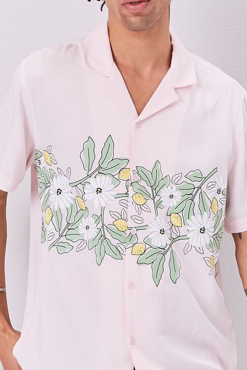 Classic Fit Floral Shirt, image 5