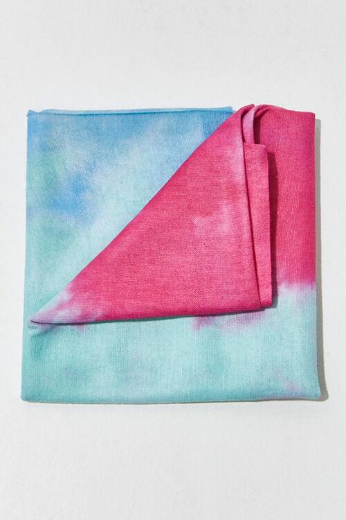 Tie-Dye Wash Scarf, image 1