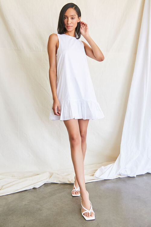 Flounce-Hem Swing Dress, image 4
