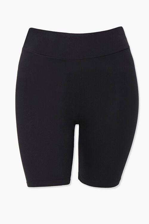 Plus Size Biker Shorts, image 1