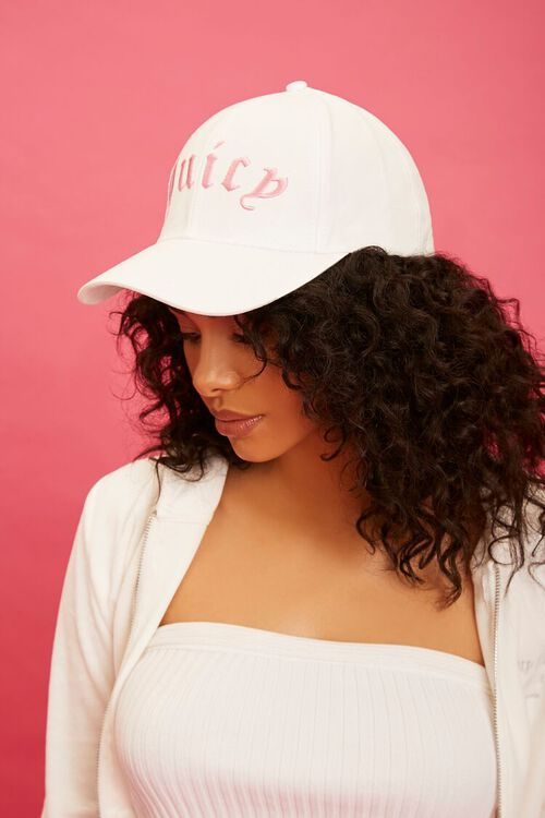 Embroidered Juicy Couture Cap, image 3