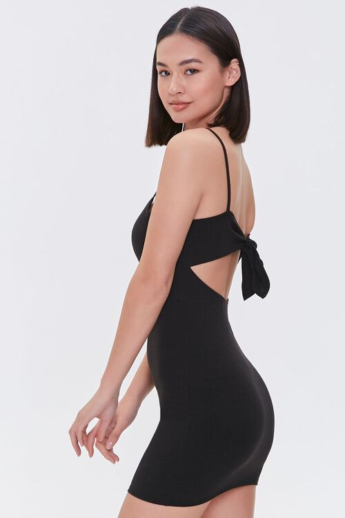 Tie-Back Mini Dress, image 2