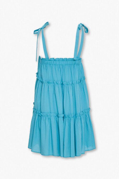 Tiered Shift Mini Dress, image 3