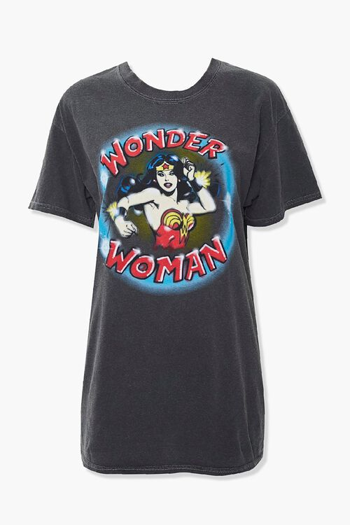 Wonder Woman Graphic Tee, image 1