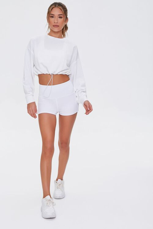 Active Drawstring Pullover, image 4