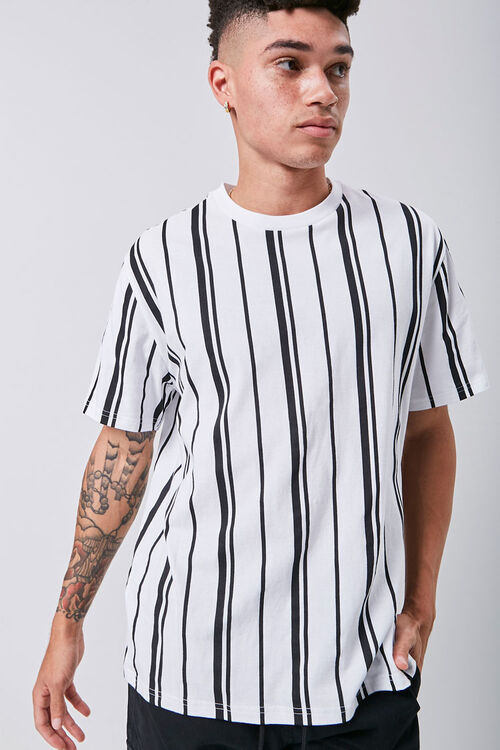 Vertical Striped Tee, image 5