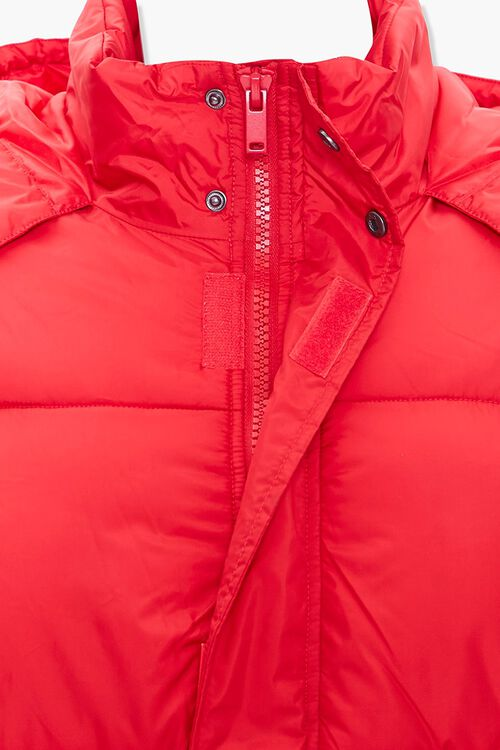 Hooded Puffer Jacket, image 4