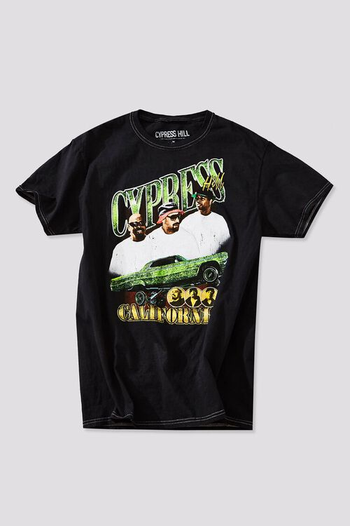 Cypress Hill Graphic Tee, image 1