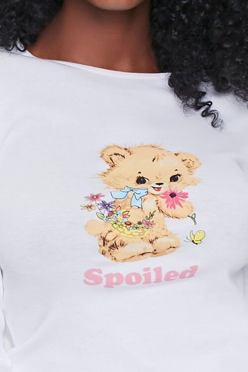 Spoiled Graphic Top, image 5
