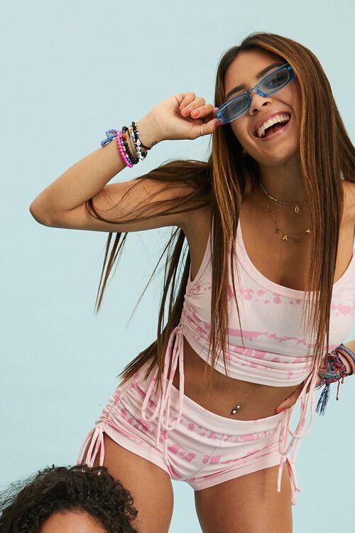 Rectangular Tinted Sunglasses, image 1