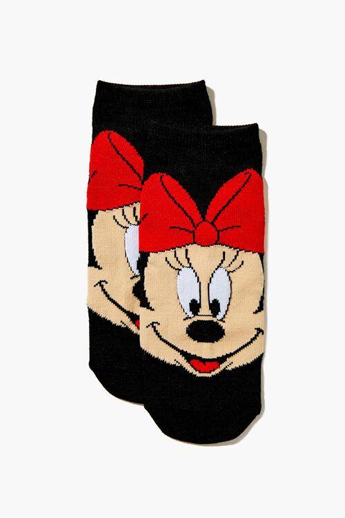 Minnie Mouse Ankle Socks, image 2