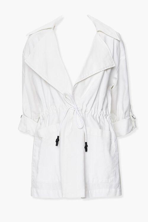 Cuffed Drawstring Jacket, image 4