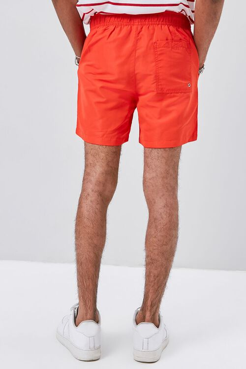 Drawstring Swim Trunks, image 4