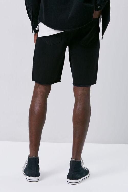 Frayed Moto Shorts, image 4