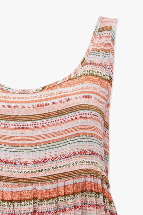 Striped Tank Dress, image 3