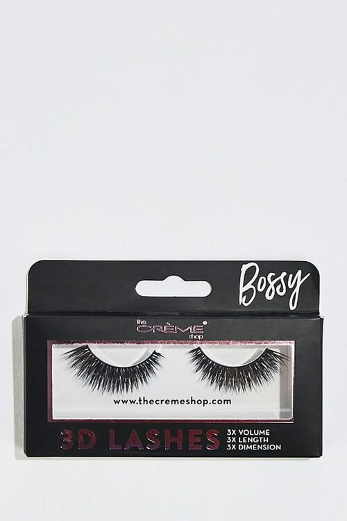 Bossy 3D False Lashes, image 2