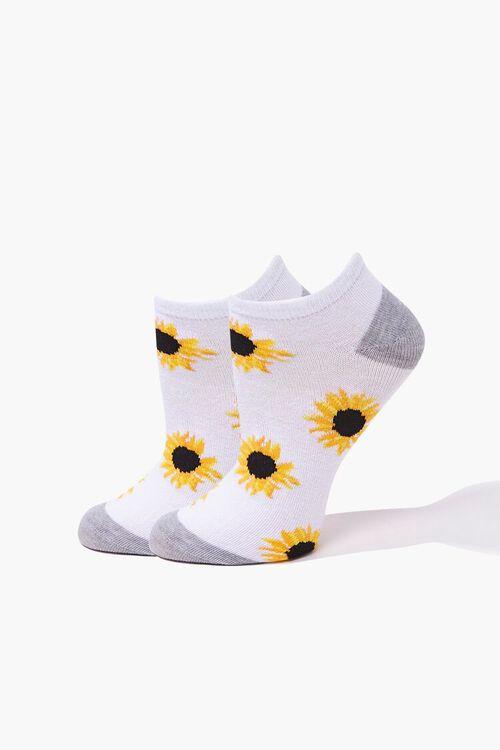 Sunflower Ankle Socks, image 1