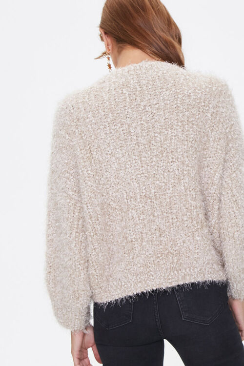 Fuzzy Chenille Sweater, image 3
