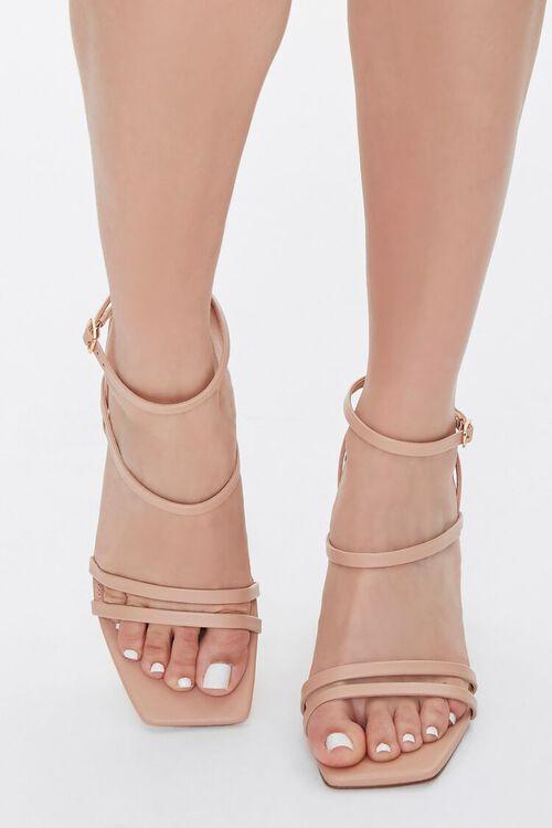 Strappy Stiletto Heels, image 4