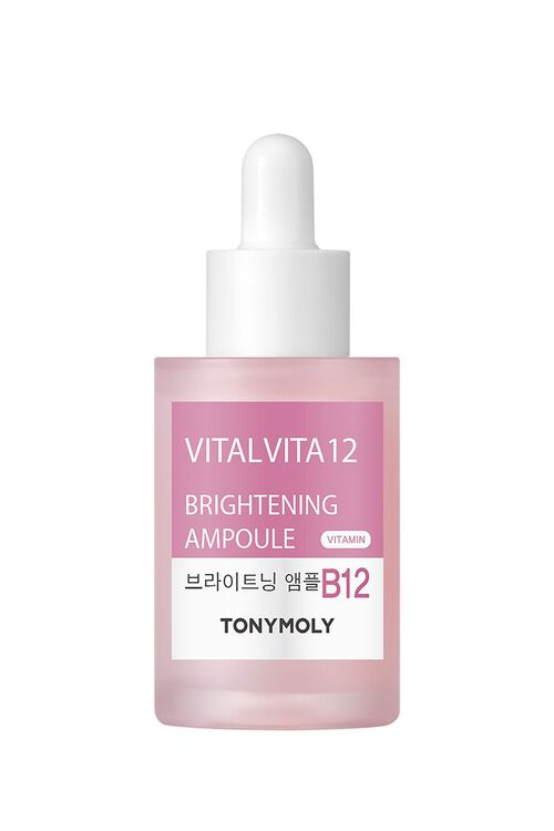 PINK Vitamin B12 Brightening Ampoule, image 1