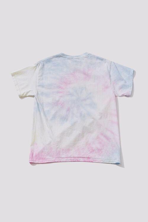 WHITE/MULTI Dragon Ball Z Graphic Tie-Dye Tee, image 2