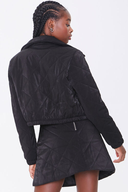 Quilted Puffer Jacket, image 3
