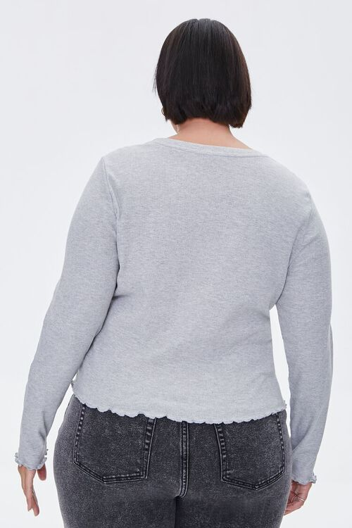 Plus Size Free Your Soul Top, image 3