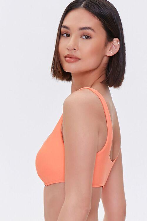 Square-Cut Bikini Top, image 2