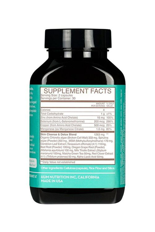 Daily Cleanse - Clear Skin and Acne Supplement, image 3