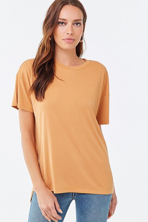 Vented High-Low Tee, image 5
