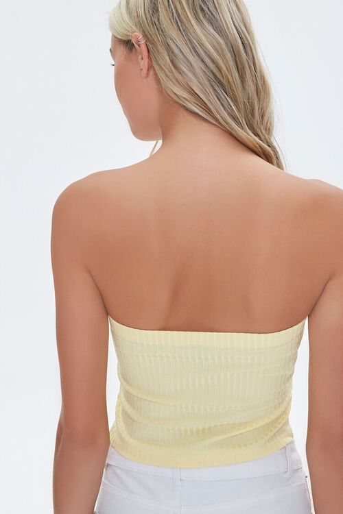 Heavenly Graphic Tube Top, image 5