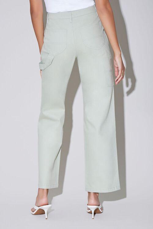 High-Rise Carpenter Jeans, image 4