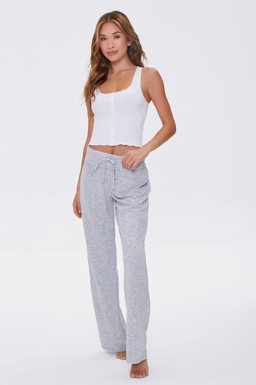 Drawstring Lounge Pants, image 1